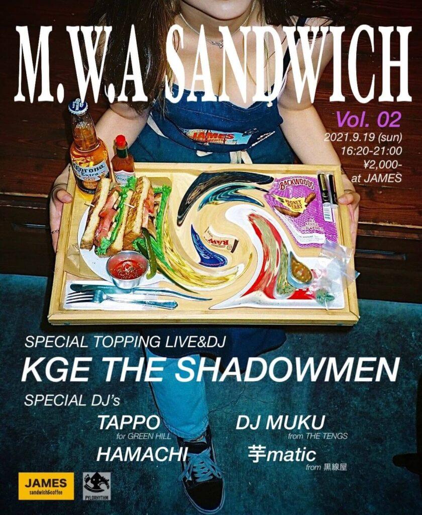 M.W.A SANDWICH vol.02
